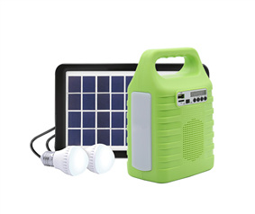 IS-1288S Solar Home Lighting System