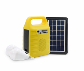 IS-1299S -AC Solar Home Lighting kit