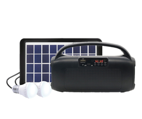 IS-1266S Portable Mini  Solar Home power kit