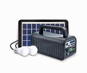 IS-1377S Solar Home Lighting System